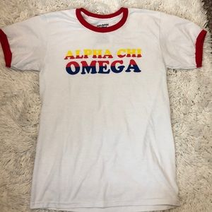 Alpha Chi Omega AXO Tee